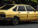 Wrak, stary samochód, auto używane