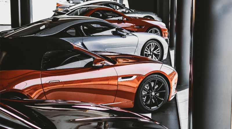 Salon samochodowy premium
